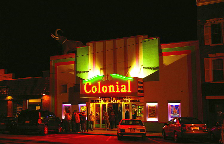 the colonial theatre � about the colonial theater